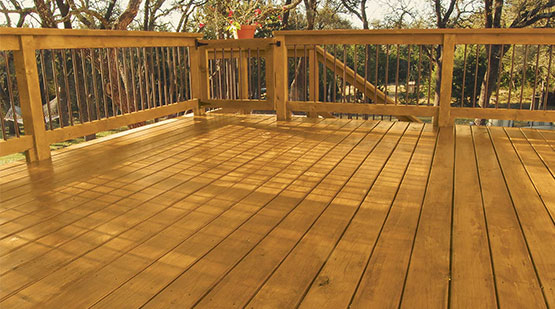 CWF-UV® Wood Tone Color
