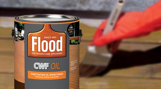 CWF® Oil Application
